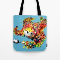 Clumsy Mornings Tote Bag