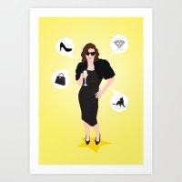 Fabulous.  Art Print