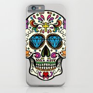 Mexican Skull iPhone 6 Slim Case