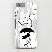 RAINY THOUGHTS iPhone 6 Slim Case