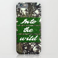 iPhone & iPod Case featuring Into the wild by AA Morgenstern