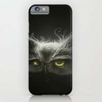 iPhone & iPod Case featuring Owl by Dr. Lukas Brezak