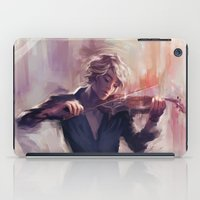 Violin and James Carstairs iPad Case