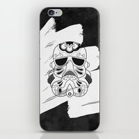 Storm Trooper #3 iPhone & iPod Skin