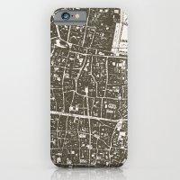 London Map iPhone 6 Slim Case