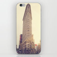 The Flatiron iPhone & iPod Skin