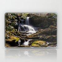Mill Creek Falls Laptop & iPad Skin