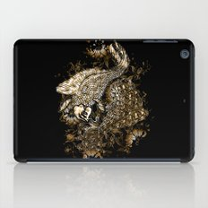 GOLDEN PISCES iPad Case