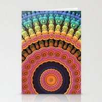 Mandala to the Max Stationery Cards