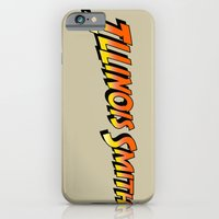 iPhone & iPod Case featuring Illinois Smith by Tom Burns