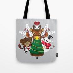 Merry Christmas Chestnut Girl!!! Tote Bag