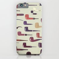 A pipe for every man iPhone 6 Slim Case