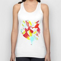 Things Unisex Tank Top