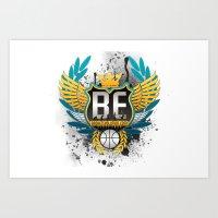 Freestyle Design Steuf Art Print