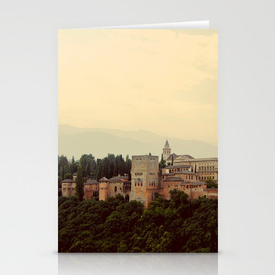 Granada Stationery Card