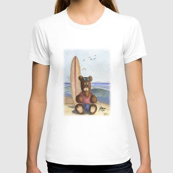 Surfer Bear T-shirt
