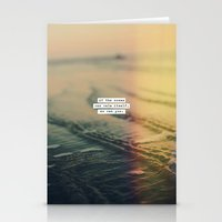 Calm Yourself Stationery Cards