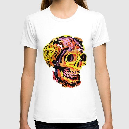 Skull V T-shirt