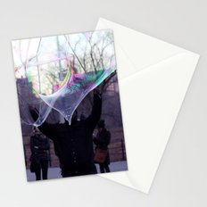 The Bubble Maker Stationery Cards