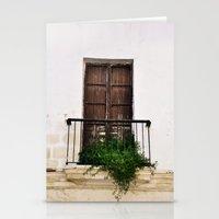 Jerez Stationery Cards