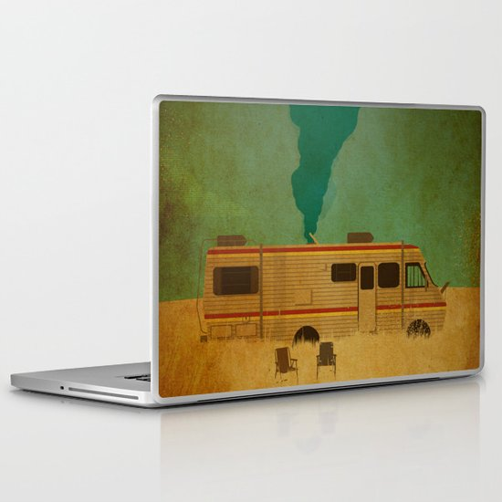 Cooking Laptop & iPad Skin