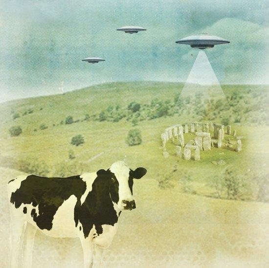 Return to Stonehenge Canvas Print
