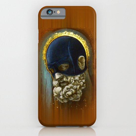 """Masked Hercules"" iPhone & iPod Case"