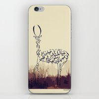 Gazal Love iPhone & iPod Skin