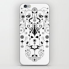 A Swirltastic Convulsion iPhone & iPod Skin