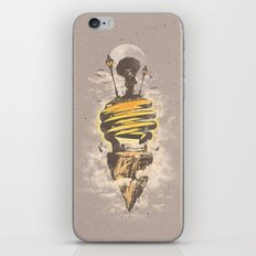 Lighting Up My World iPhone & iPod Skin