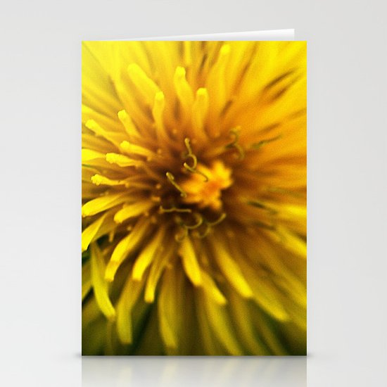 Dandelion  Stationery Card