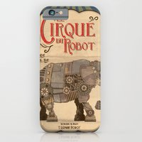 Robot Circus - Elephant iPhone 6 Slim Case