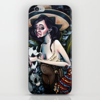 La fiesta iPhone & iPod Skin