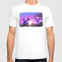 Love In Rio Mens Fitted Tee White SMALL