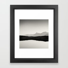 Mountain n Water (if you want to buy, choose other edition of Mountain N Water) Framed Art Print