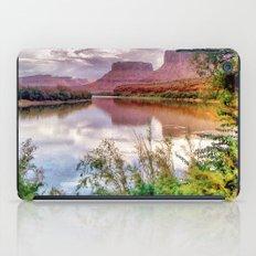 Colorado River at Moab iPad Case