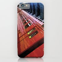The Airport Train. iPhone 6 Slim Case