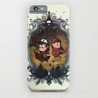 Gravity Falls iPhone 6 Slim Case