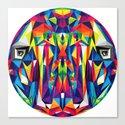 Colors For Sale Canvas Print