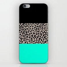 Leopard National Flag VII iPhone & iPod Skin