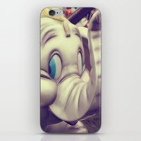 Carnival Elephant iPhone & iPod Skin