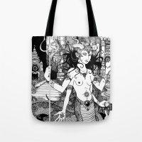 Naga Tote Bag
