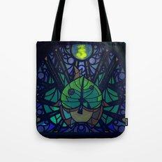 Sage of Wind Tote Bag