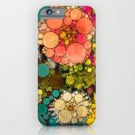 Perky Flowers! iPhone 6 Slim Case