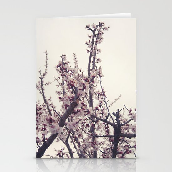 blossom Stationery Card