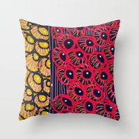 She Sells Shells By The … Throw Pillow