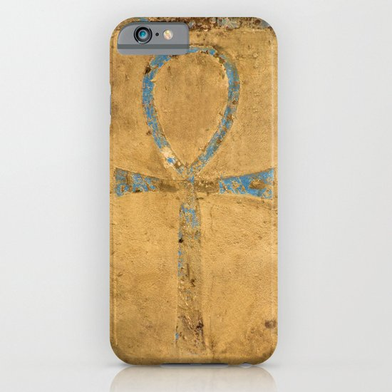 Luxor Dendera Ankh 2 iPhone & iPod Case