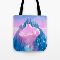 Mount Venus Tote Bag