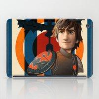 Train a Dragon iPad Case