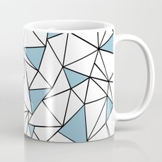 Ab Out Blue Blocks Mug